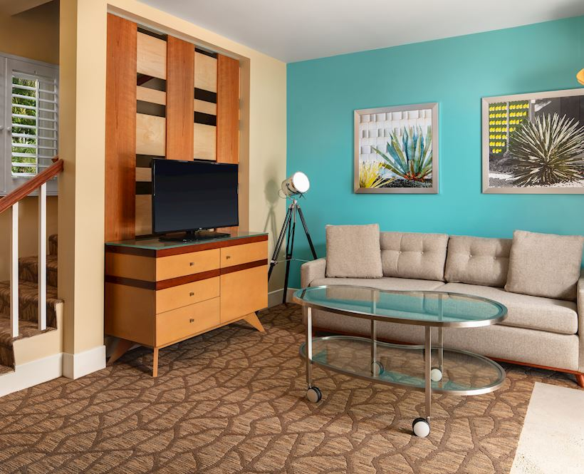 Movie Colony Hotel, California - MCH Livingroom