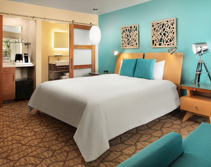 Accessible Rooms At Movie Colony Hotel, Palm Springs